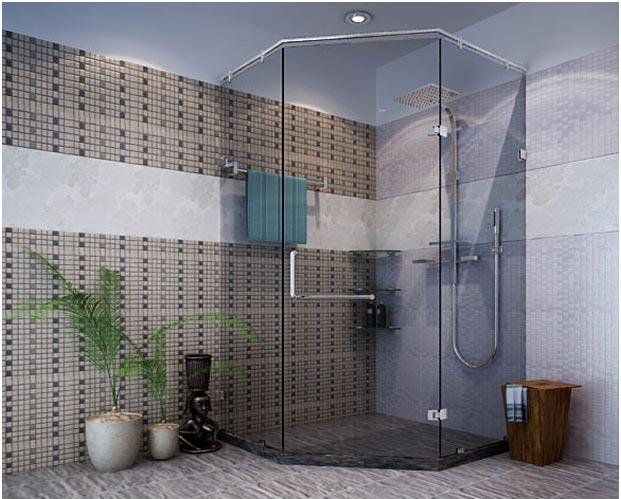 phong tam ca bin 3 - Giới thiệu phòng tắm cabin