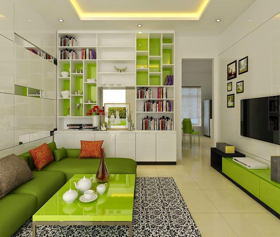 trang tri tuong - Kính và ánh sáng trong trang trí nội thất