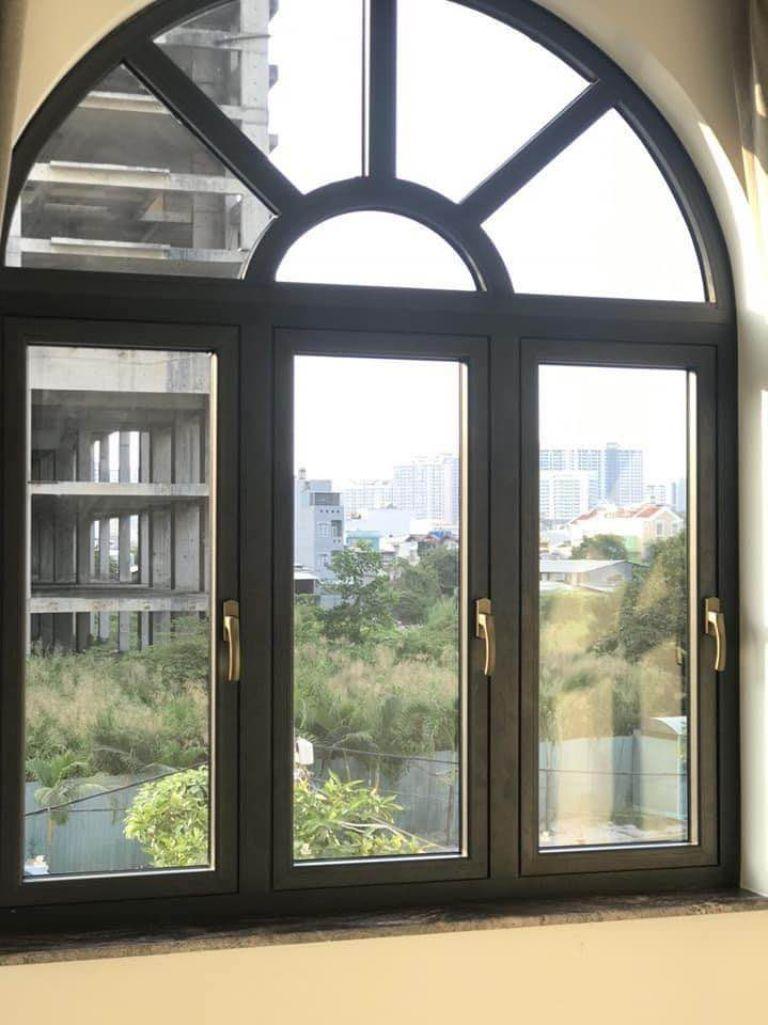 cua nhom xingfa 12 - Báo giá Cửa Nhôm Xingfa 2021 (Tem Đỏ Chính Hãng)