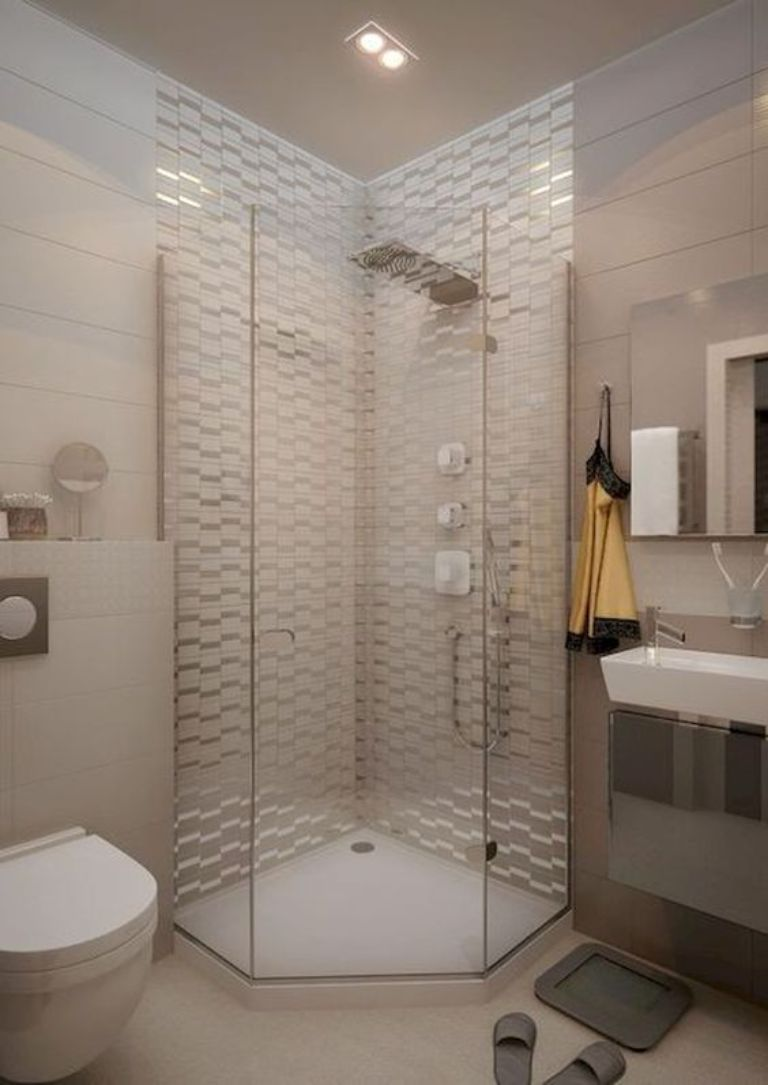 Cấu tạo phòng tắm kính