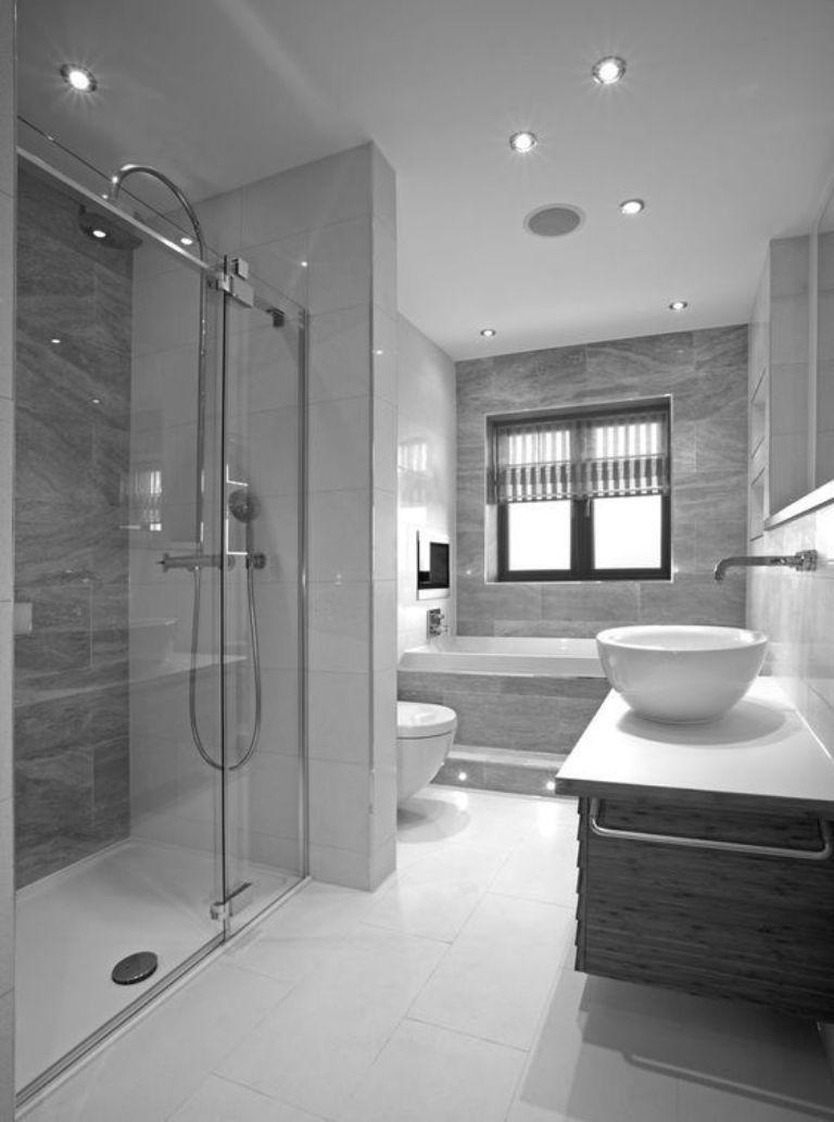 mẫu thiết kế cabin tắm mới nhất hiện nay