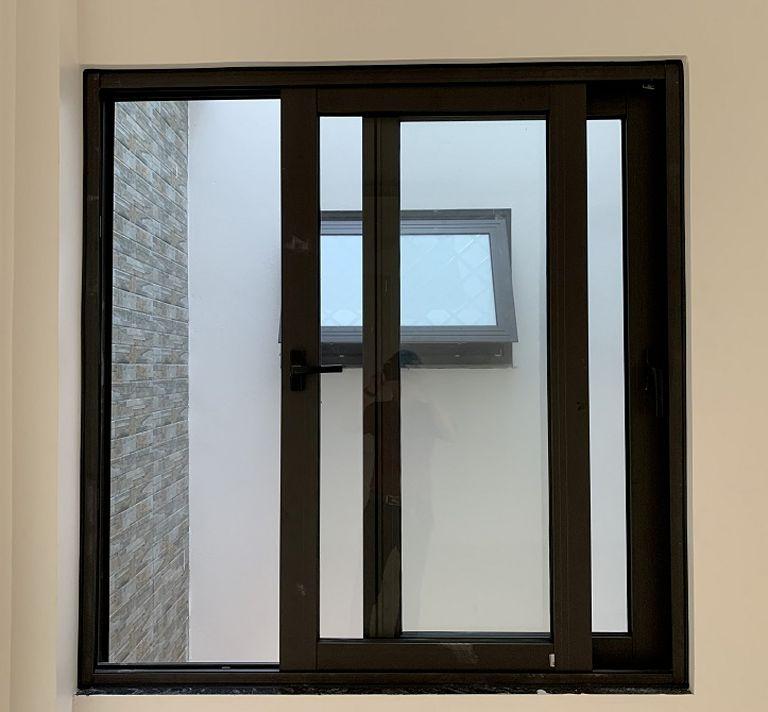 Cửa sổ trượt lùa nhôm Xingfa 2 cánh