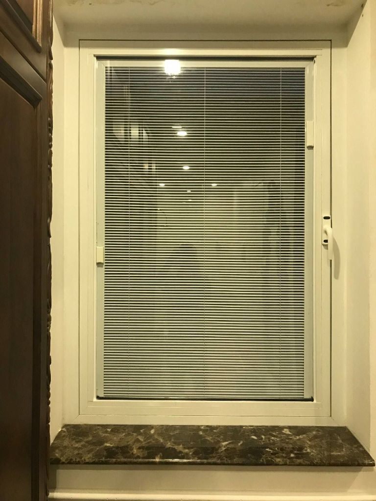 Rèm kính hộp cho cửa sổ